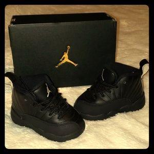 Jordan 12 Retro BT Baby Sneakers 4C
